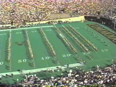 Vanderilt vs LSU 10-4-1997