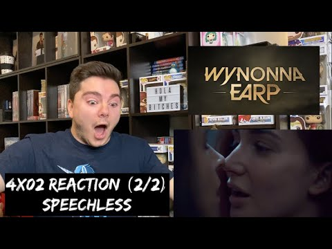 Download WYNONNA EARP - 4x02 'FRIENDS IN LOW PLACES' REACTION (2/2)