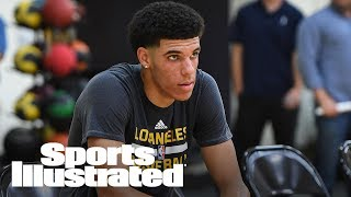Lakers Trade With Nets Opens Door For Lonzo Ball, Possibly Paul George   SI NOW   Sports Illustrated