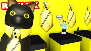 SIR MEOWS A LOT OBBY IN ROBLOX