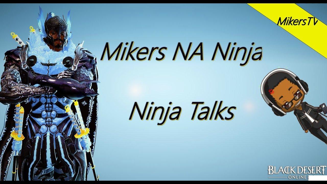 Bdo Ninja Talks Second Awakening Thoughts Rabams Enlightenment