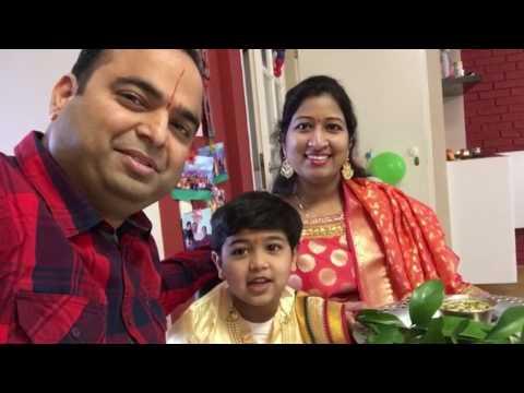 Ugadi wishes from Netherlands Telugu Community