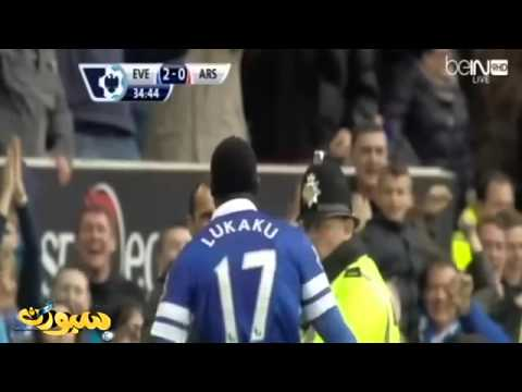 Everton vs Arsenal 3 0 ~ All Goals & Highlights 6 4 2014