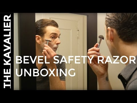 My First Safety Razor | Bevel Classic Kit Unboxing and Review