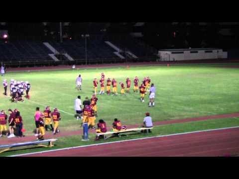 San Fernando Braves Pee-Wees 2010