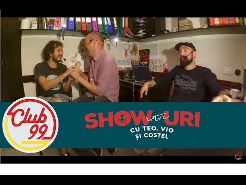 Podcast #113 | Costel se cearta cu Vio | Intre showuri cu Teo Vio si Costel