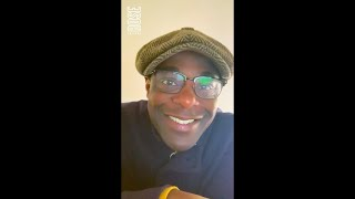 Imagine This, written and performed by Paterson Joseph | Readings from the Rose