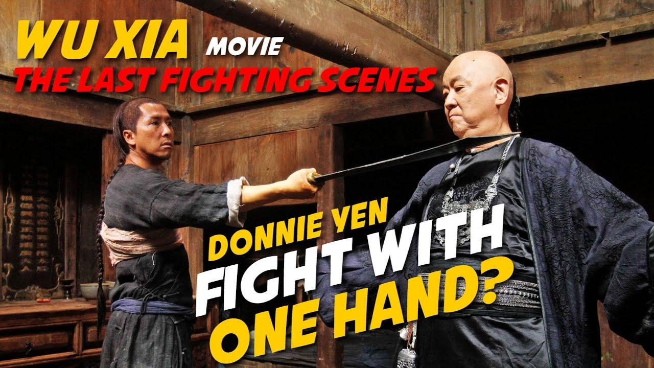 Download Donnie Yen Last Fighting Scenes in Wu Xia
