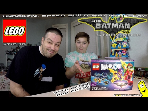 lego dimensions batman story pack instructions