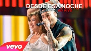 Thalia ft Maluma - Desde esa noche en Vivo