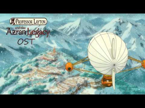OST - Professor Layton and The Azran Legacy