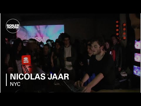 Nicolas Jaar Boiler Room NYC DJ Set at Clown & Sunset Takeov