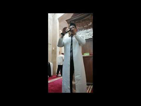 Heboh!!! Jama'ah dikejut suara Adzan dengan Nada Asli Bakumpai