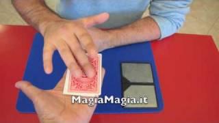 carta carbone optical wallet