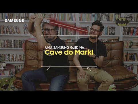 Uma Samsung QLED Na Cave Do Markl #3