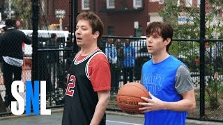 Basketball Scene - SNL