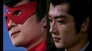 BGM白影のテーマ、ご覧いただきありがとうございます、数年ぶりに赤影のテーマで編集してみました、にしてもこの頃の坂口祐三郎さん、仮面外...