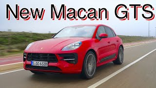 New 2020 Porsche Macan GTS Review // Some Nice Updates