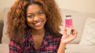"""Hairfinity Review/Update   Join my hair """"journey"""""""