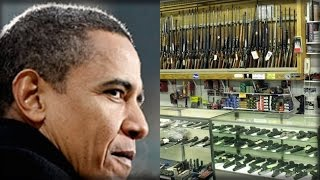 SPREAD THIS: OBAMA FINALIZES 1 LAST MASSIVE GUN GRAB BEFORE LEAVING OFFICE