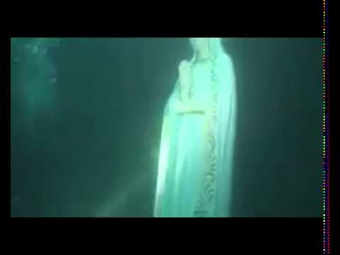 Mother Mary statue finding indian ocean