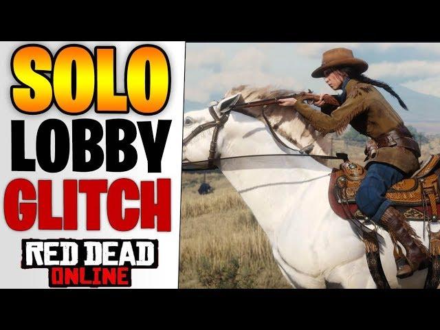 ENDLICH WIEDER TIERE UND EVENTS - Solo Lobby Glitch | Red Dead Redemption 2 Online News