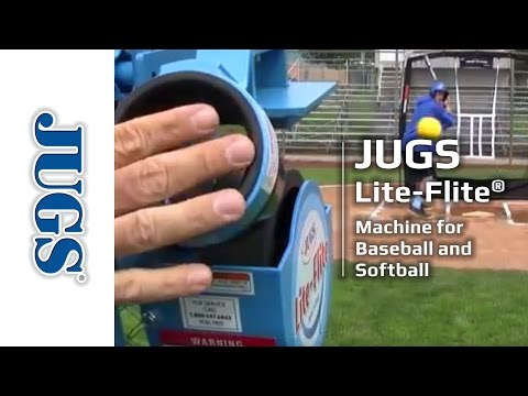 JUGS Lite-Flite Machine | JUGS Sports