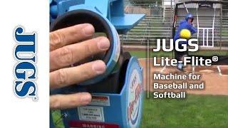 jugs lite flite machine   jugs sports
