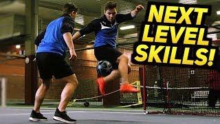NEXT LEVEL FOOTBALL SKILLS 2018! ★