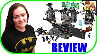 LEGO BATMAN The Batcave: The Penguin and Mr. Freeze