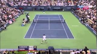 Novak Djokovic vs Rafael Nadal US Open 2011 Final