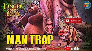 The Jungle Comic Book   International Comic Book Day Special   Man Trap   Comisode   PowerkidsTV