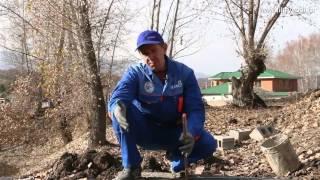 видео Горячее водоснабжение частного загородного дома