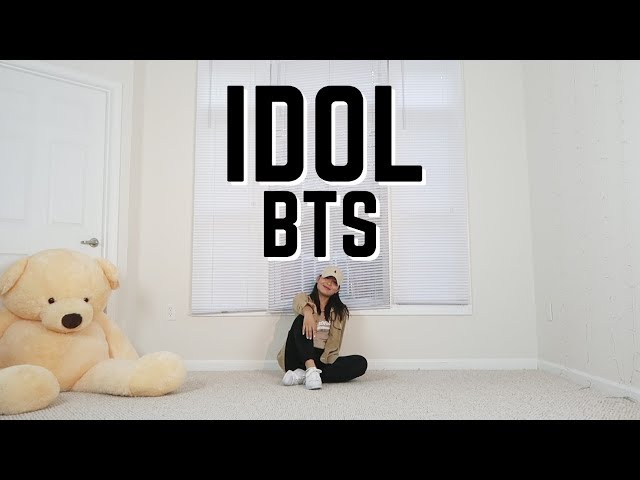 BTS (방탄소년단) IDOL  Full Dance Cover 『Lisa Rhee』