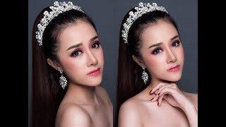 Trang Điêm Tone Thái Lan Ngọt Ngào - Thailand Makeup/ Hùng Việt Makeup