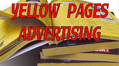 Yellow Pages Advertising Costs Of Advertising In YP Directory