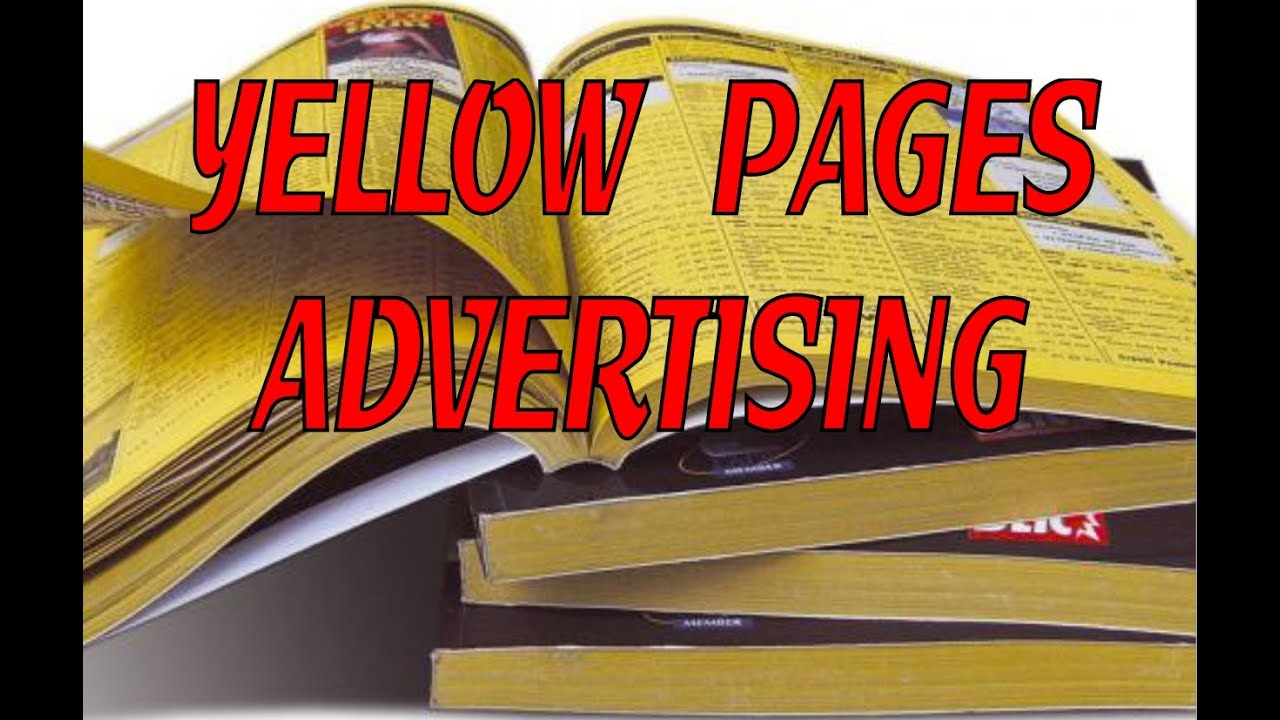 Yellow Pages Advertising Costs Of Advertising In YP ...  Yellow Pages Book Advertising