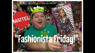 Barbie Fashionistas #73 A.K.A. Jlo Barbie Doll Review✨- Fashionista Friday! thumbnail
