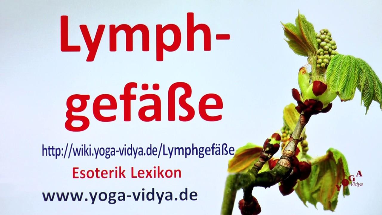 Lymphgefäße - YouTube