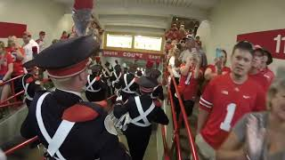 Ohio State Marching Band GoPro Experience - Skull Session