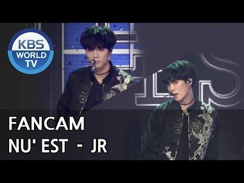 [FOCUSED] NU EST's JR - Dejavu[Music Bank / 2018.06.29]