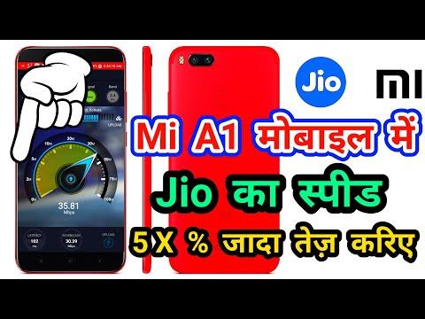 Jio APN settings for Xiaomi Mi A1 - Jio APN Settings