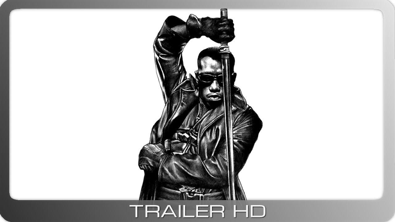Blade 2 ≣ 2002 ≣ Trailer ≣ German   Deutsch