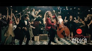 Africa ('50s Style Toto Cover) - Postmodern Jukebox ft. Casey Abrams & Snuffy Walden Video