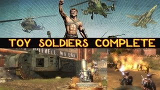 Toy Soldiers Complete Gameplay PC HD
