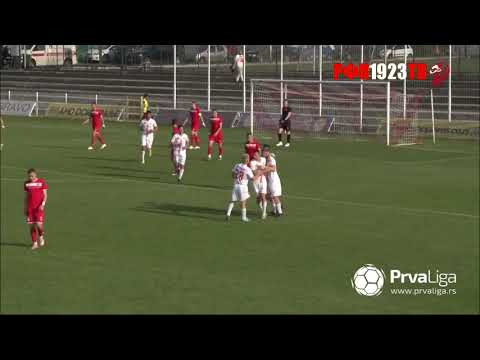 RFK1923 TV | Sinđelić - Radnički 1923 1:2, Play-off