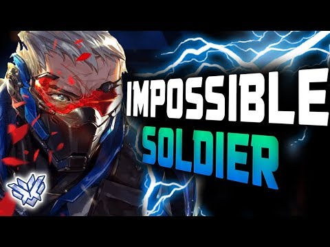 Unstoppable Carry Soldier 76 - Gale! 4192 SR! [ OVERWATCH SEASON 13 TOP 500 ] thumbnail