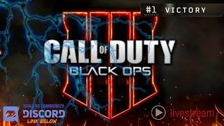 🔴LIVE // CALL OF DUTY BLACK OPS 4 LIVE-STREAM JOURNEY TO 1000 SUBS