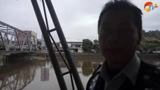 Telanjang Bulat, Wanita Hebohkan Pengguna Jalan Pasar Sungai Dama