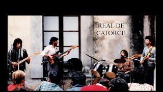 REAL DE CATORCE- EL ANGEL- FOTOGRAMA GRABACION EN VIVO 1986
